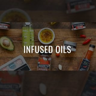 Infused Oils Buy Online Branding Iron Bistro